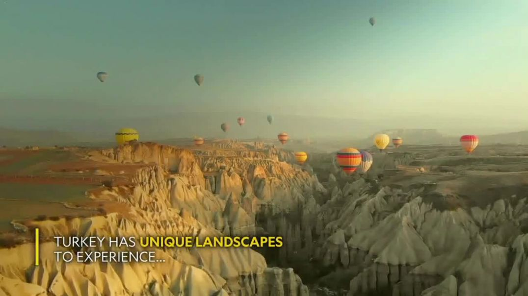 Turkey TV Commercial Ad, National Geographic Historical Heritage.mp4