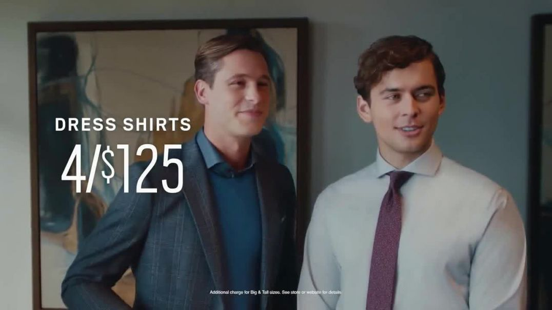 Mens Wearhouse Winter Savings Sale TV Commercial Ad, See You Through the Season Song by Free.mp4