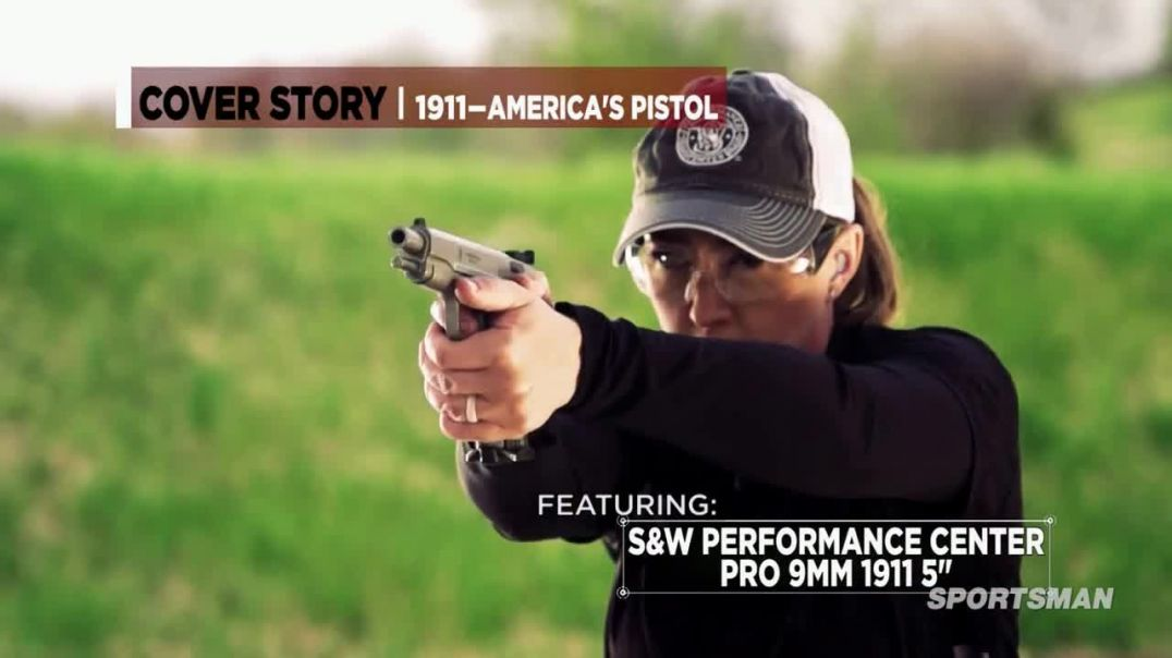 Sig Sauer Ruger SR1911 TV Commercial Ad, Cover Story.mp4