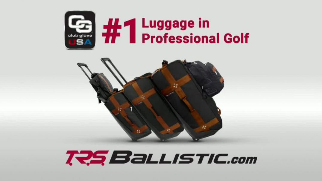 TRS Ballistic Luggage TV Commercial Ad, Impossible Luggage Challenge Song by Reaktor Productions.mp4