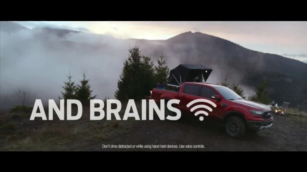 2019 Ford Ranger TV Commercial Ad, Drive It Off the Grid Song by Little Richard.mp4
