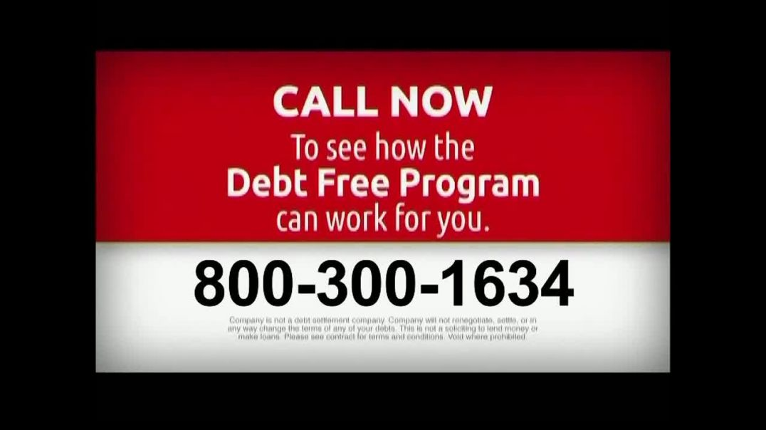 LoseDebts TV Commercial Ad, Designed to Save You Money.mp4