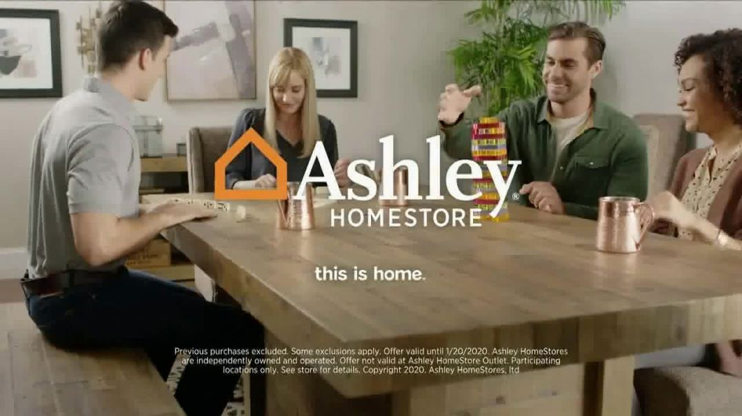 Ashley HomeStore Sale & Clearance Event TV Commercial Ad, Hot Buys Song by Midnight Riot