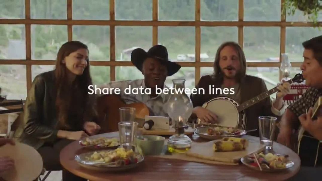 XFINITY Mobile TV Commercial Ad, Design Your Own Data Galaxy A70 Song by The Avalanches.mp4