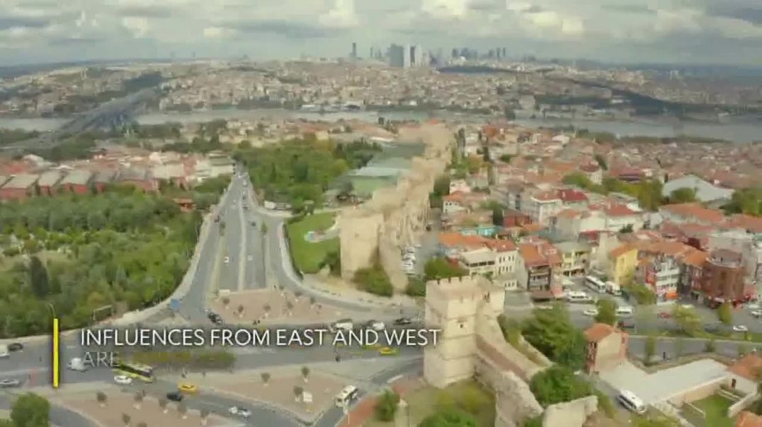 Turkey TV Commercial Ad, National Geographic Connecting Europe & Asia.mp4