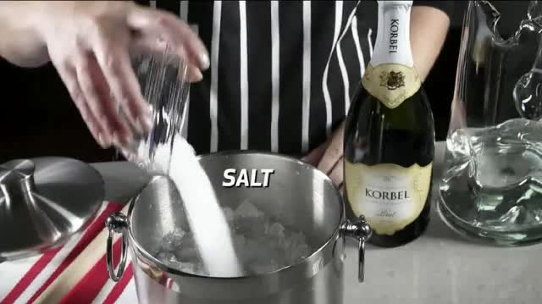 Korbel TV Commercial Ad, Food Network Champagne Tips.mp4