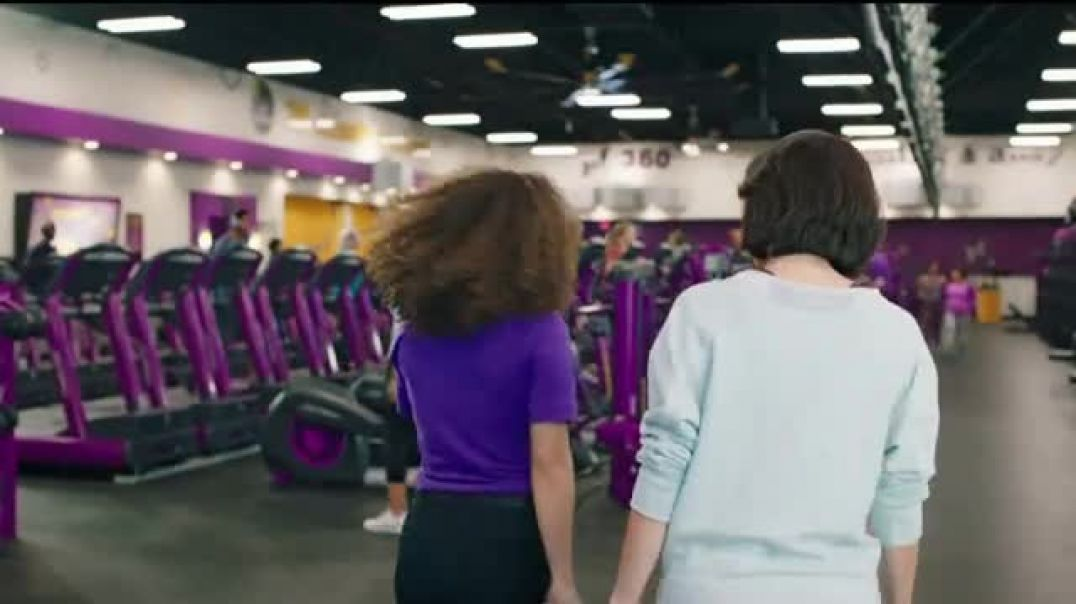Planet Fitness TV Commercial Ad, Standing Between $1 Down.mp4