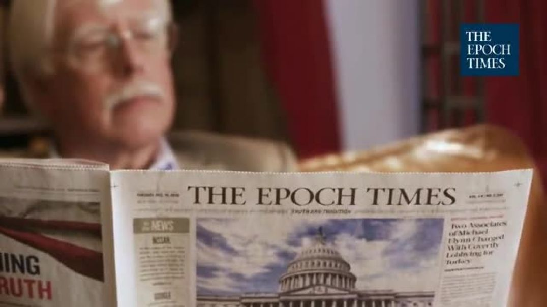 The Epoch Times TV Commercial Ad, Chase the Truth.mp4