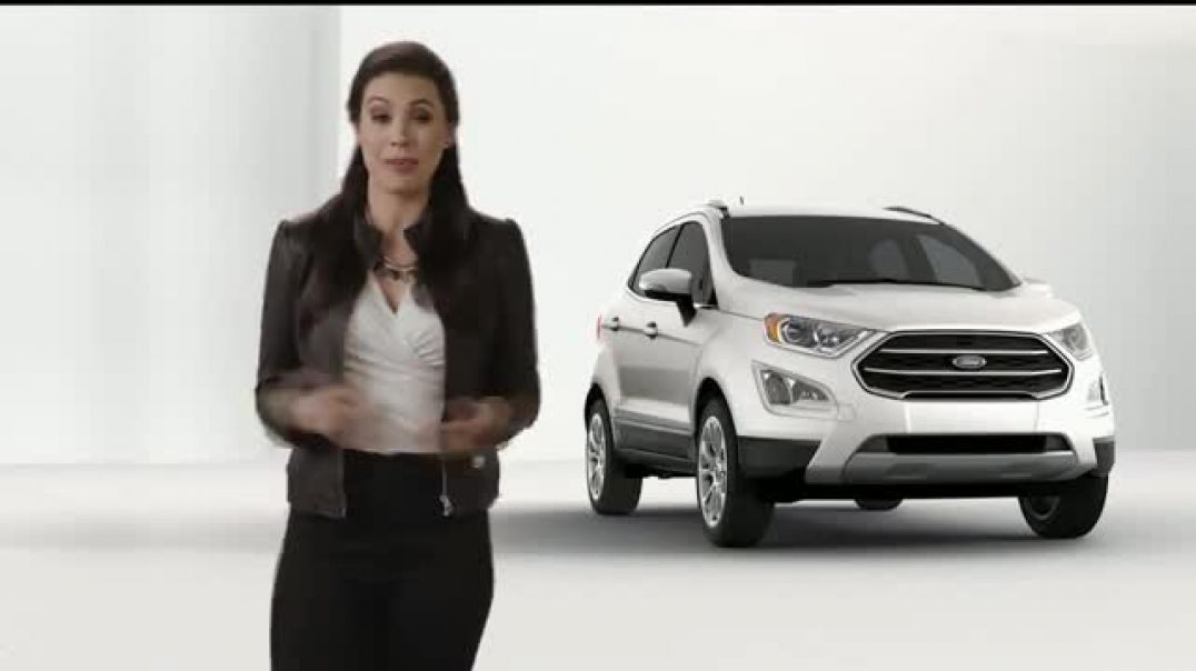 2019 Ford EcoSport TV Commercial Ad, Open to Any Activity.mp4