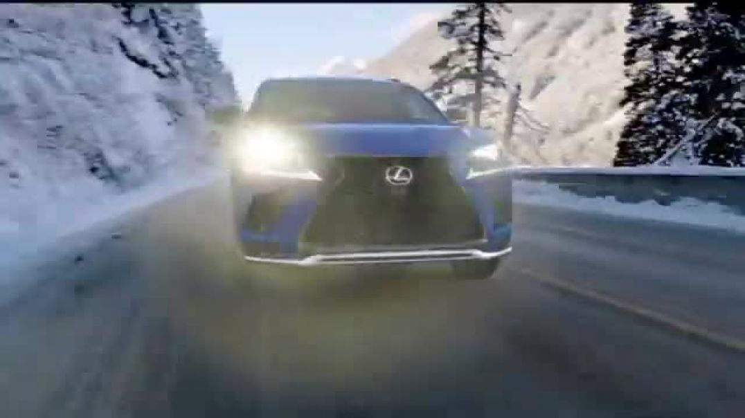 Lexus TV Commercial Ad, Snow Play Song by Denny Wright.mp4