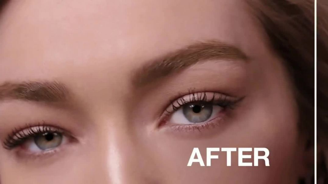 Maybelline New York Brow Fast Sculpt TV Commercial Ad, One Step Featuring Gigi Hadid.mp4