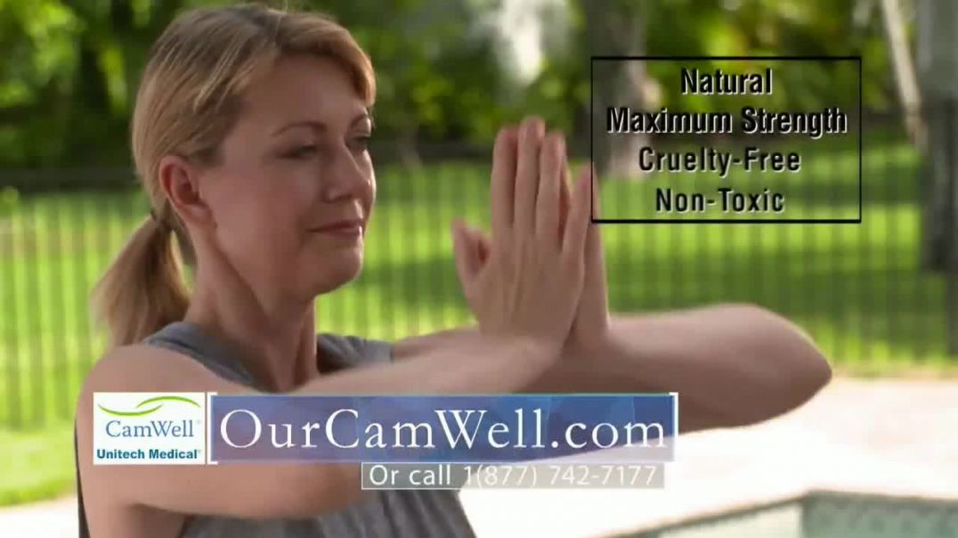 CamWell TV Commercial Ad, Improve Quality of Life.mp4