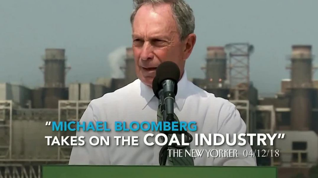 Mike Bloomberg 2020 TV Commercial Ad, Clean Energy.mp4