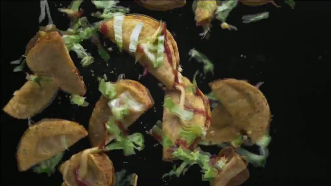 Jack in the Box Tiny Tacos TV Commercial Ad, Wait is Over Song by Von Sway Beats.mp4