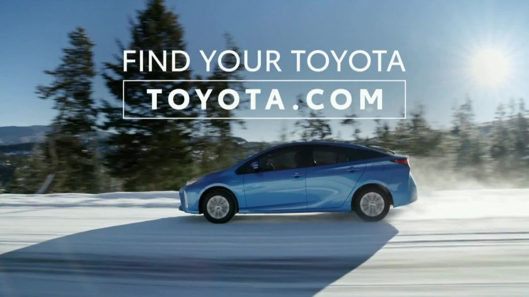 2020 Toyota Camry TV Commercial Ad, Dear Jack Frost.mp4