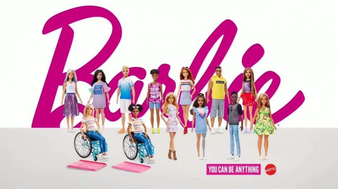 Barbie Fashionistas TV Commercial Ad, So Many Fashion Stories.mp4