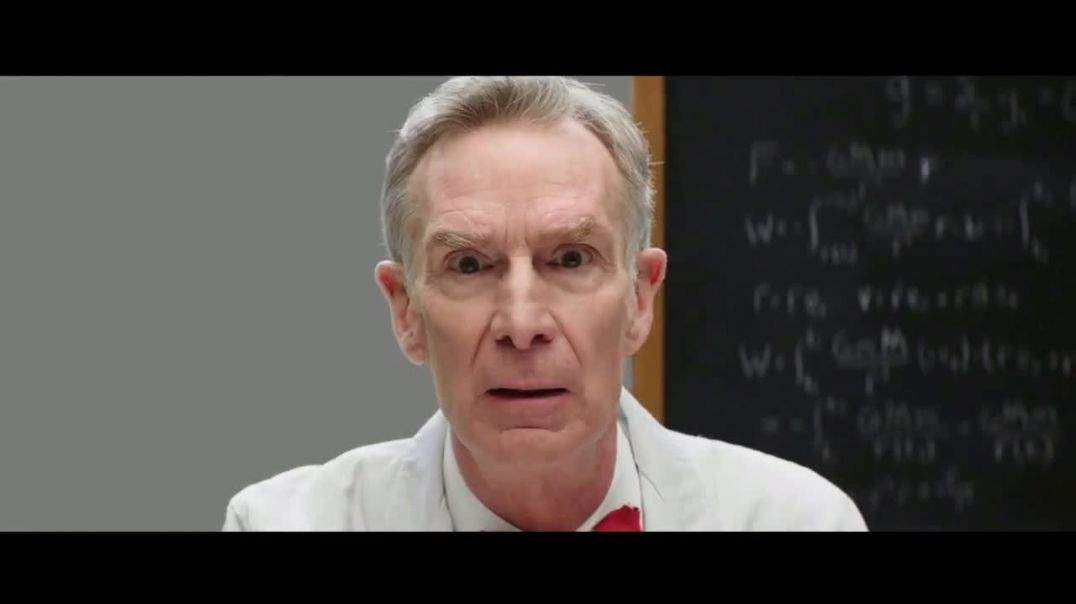 SodaStream Super Bowl 2020 Teaser TV Commercial Ad, Something Big Is Bubbling Featuring Bill Nye.mp4