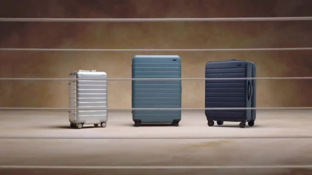 Away Luggage TV Commercial Ad, Easier 100Day Trial