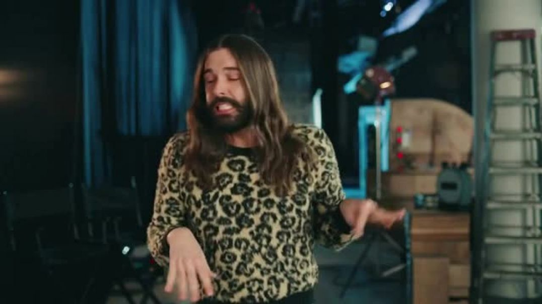PopTarts Super Bowl 2020 Teaser TV Commercial Ad, Jonathan Van Ness Freak Out.mp4