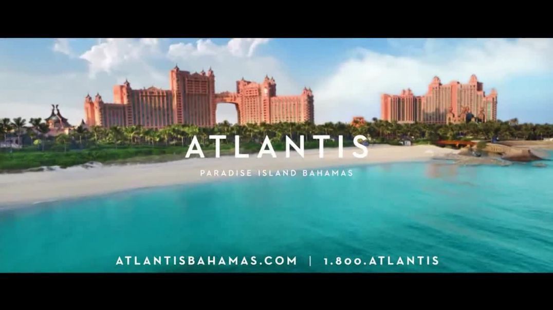 Atlantis TV Commercial Ad, Welcome $300 Resort Credit Song by Grace Mesa.mp4