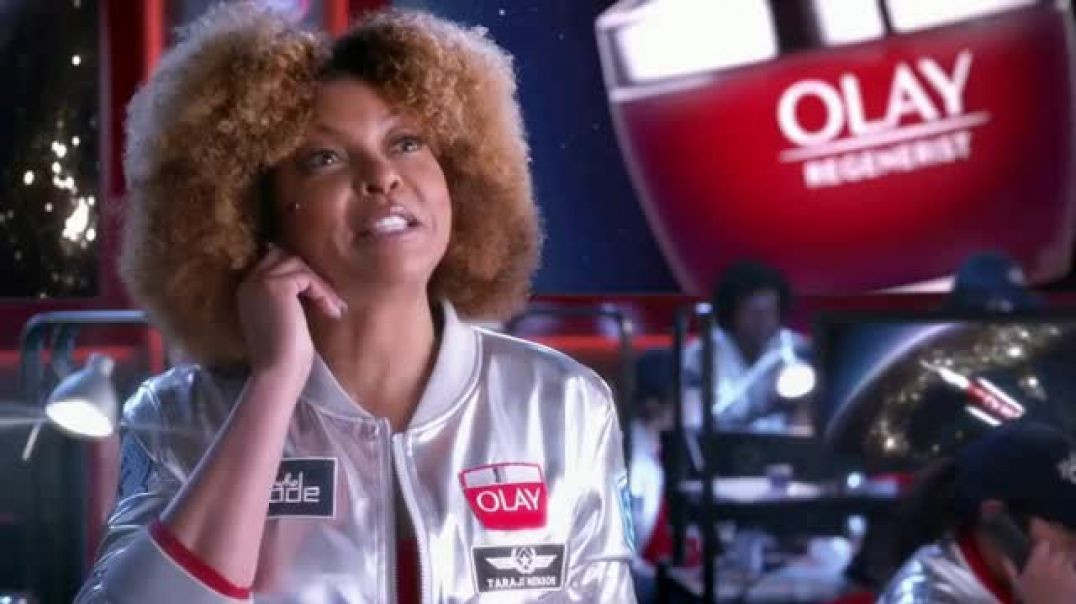 Olay Regenerist Super Bowl 2020 Teaser TV Commercial Ad, Space Food Ft. Taraji P. Henson, Lilly Sing