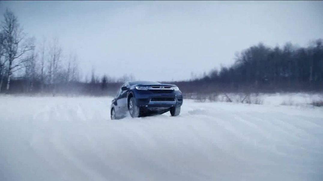 2019 Honda CRV TV Commercial Ad, Proving Ground.mp4