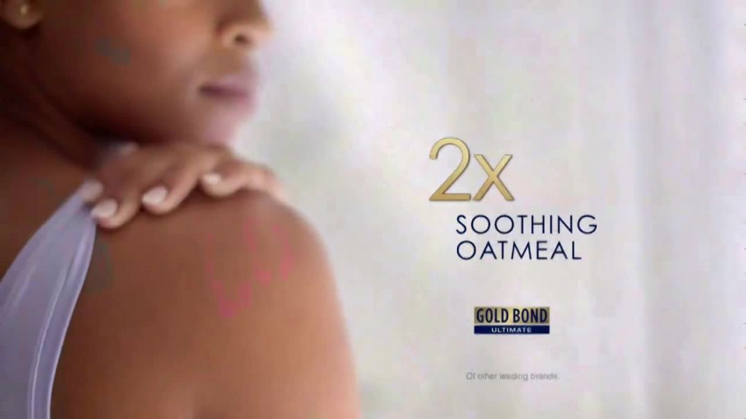 Gold Bond Ultimate Eczema Relief TV Commercial Ad, Life on Hold.mp4