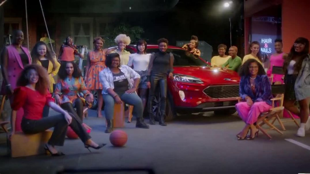 2020 Ford Escape TV Commercial Ad, Built Phenomenally Song by Dillon Francis & TV Noise.