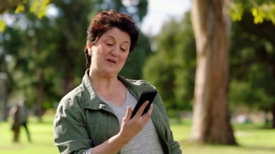 Consumer Cellular TV Commercial Ad, Dog Park Talk, Text, Data $20+ a Month.mp4