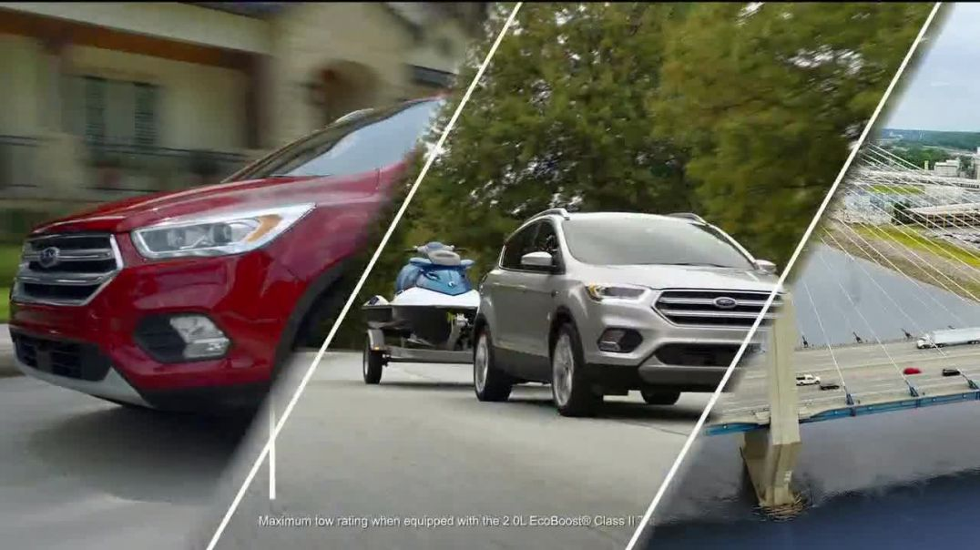 2019 Ford Escape TV Commercial Ad, Built for the Midwest.mp4