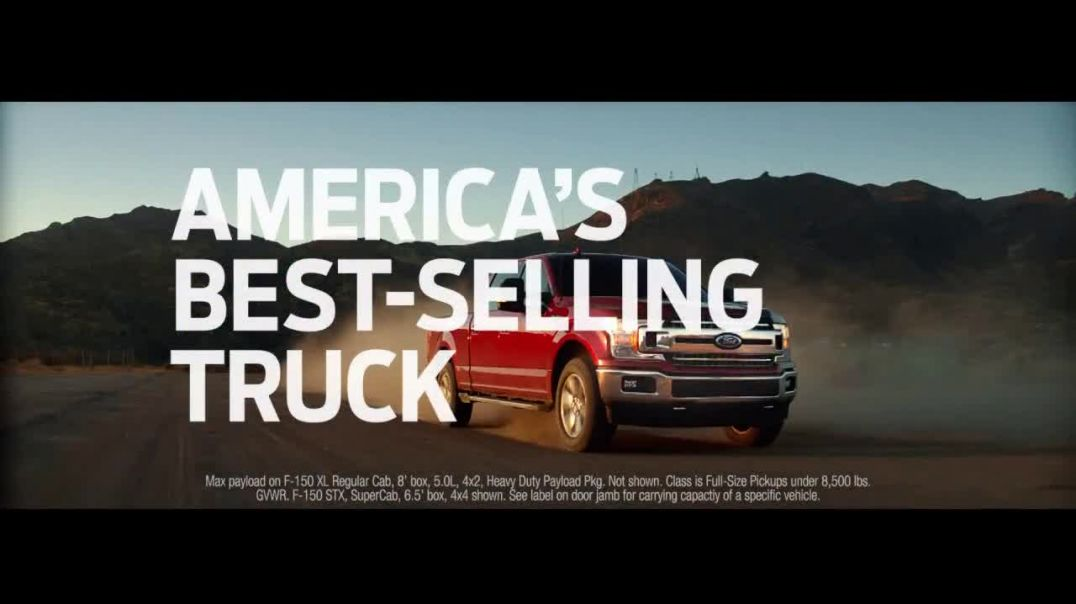2019 Ford F150 TV Commercial Ad, Drive It Home Beast Mode Song by Queen.mp4