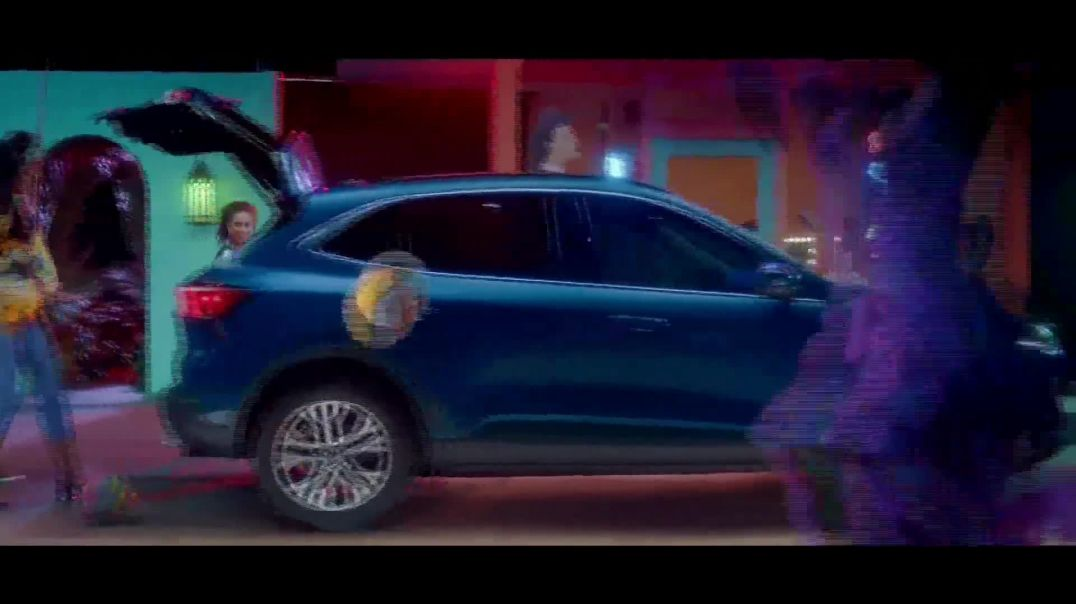 2020 Ford Escape TV Commercial Ad, Own It Song by Dillon Francis, TV Noise.mp4