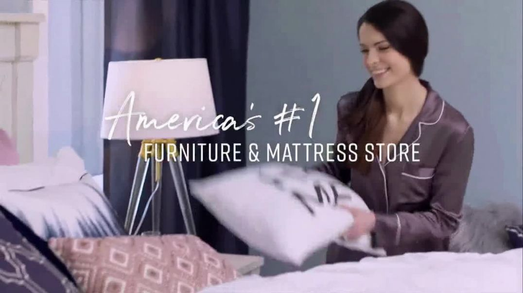 Ashley HomeStore Big Sleep Sale TV Commercial Ad, King for the Price of a Twin Song by Midnight Riot