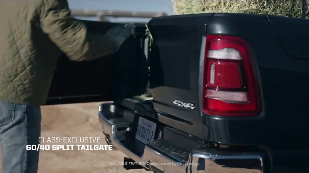 Ram Trucks Start Something New Sales Event TV Commercial Ad, New Perspective.mp4