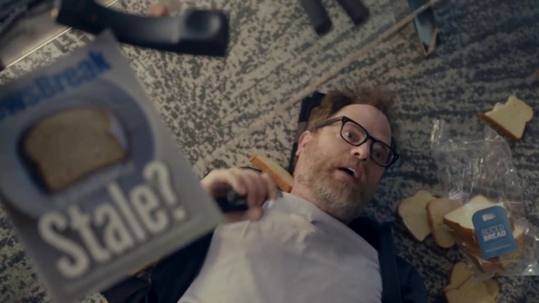 Little Caesars Pizza 2020 Super Bowl Teaser TV Commercial Ad Desk Featuring Rainn Wilson.mp4