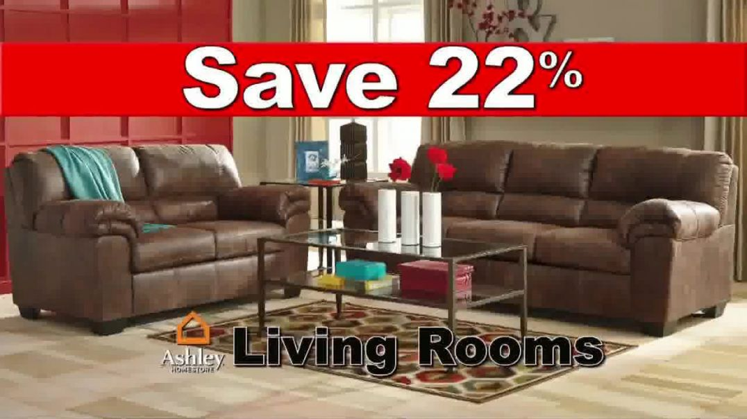 Ashley HomeStore The Super Sale! TV Commercial Ad, Going on Now.mp4