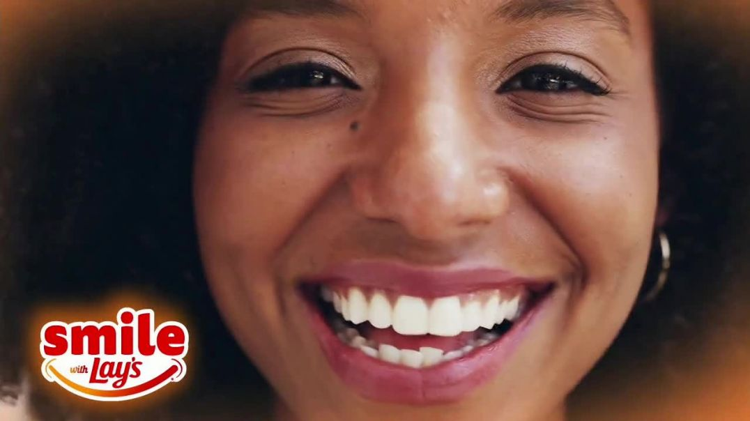 Smile With Lays TV Commercial Ad, GMA Spread Smiles Across America.mp4