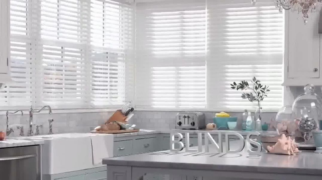 Budget Blinds TV Commercial Ad, One of a Kind.mp4