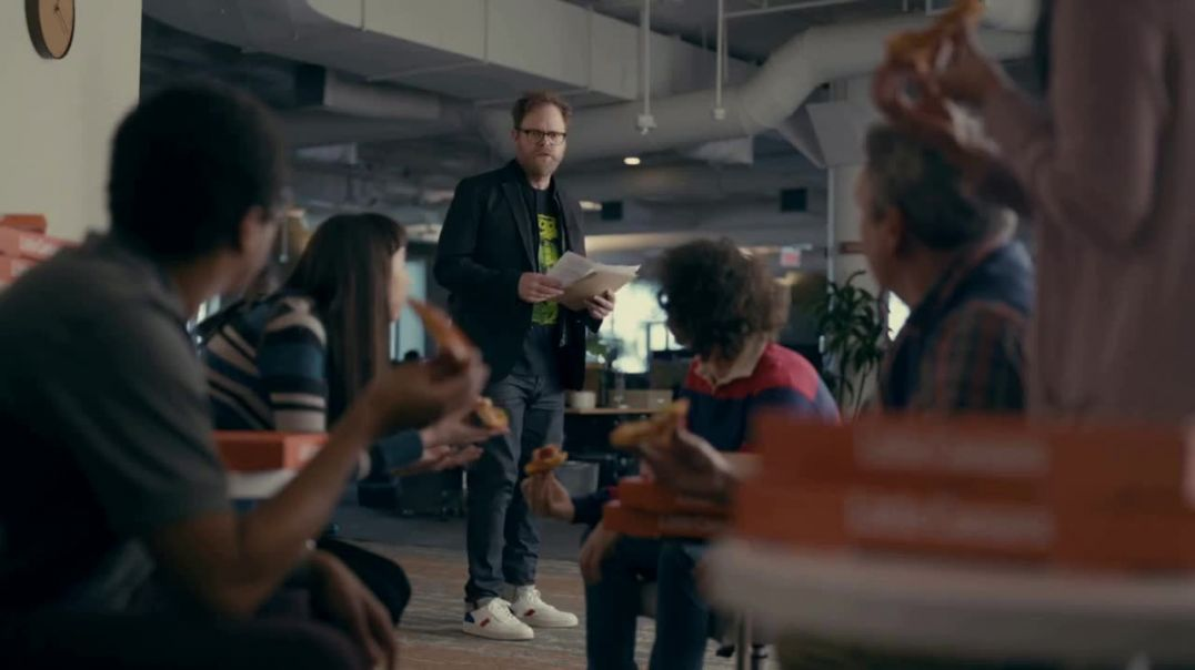 Little Caesars Pizza 2020 Super Bowl Teaser TV Commercial Ad Mutiny Featuring Rainn Wilson.mp4