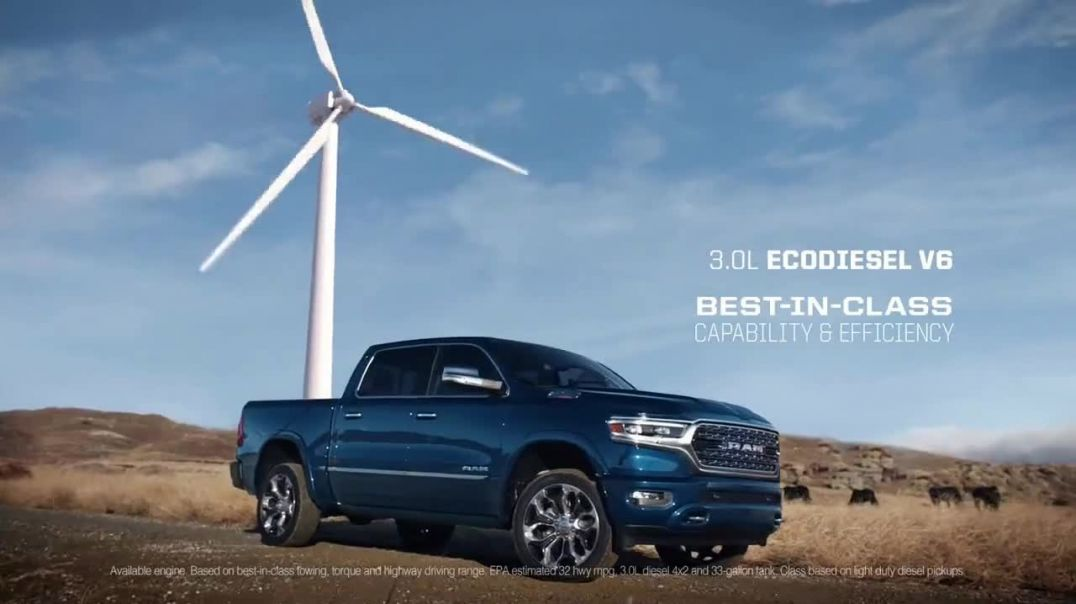 Ram Trucks TV Commercial Ad, New Perspective.mp4