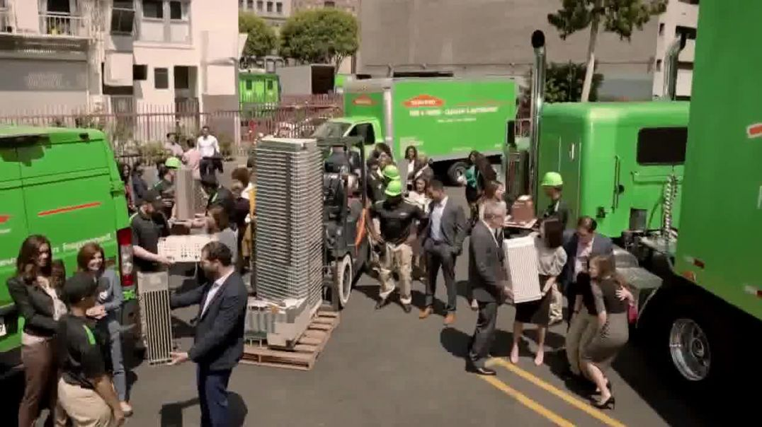 SERVPRO TV Commercial Ad, Disaster Recovery Team.mp4