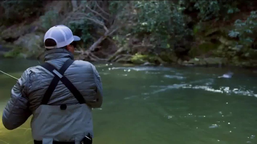 L.L. Bean Kennebec Waders TV Commercial Ad, The Surest Thing.mp4