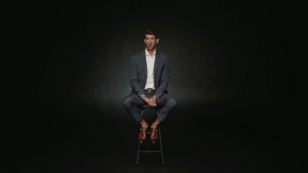 Talkspace TV Commercial Ad, The Black Line Save $100 Featuring Michael Phelps.mp4