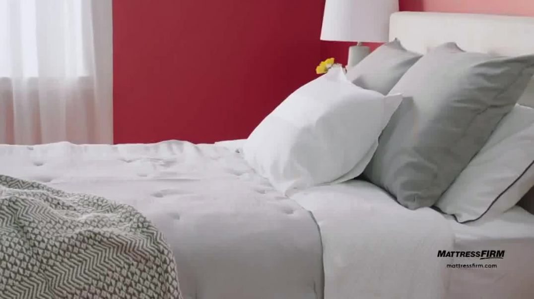 Mattress Firm Year End Sale TV Commercial Ad, Free Adjustable Base.mp4