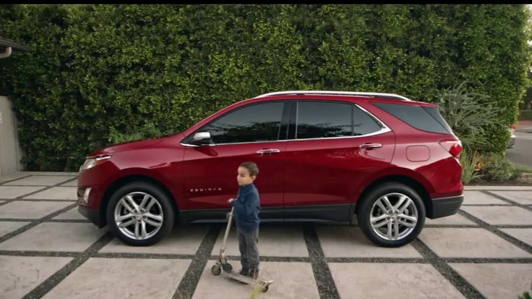 2020 Chevrolet Equinox TV Commercial Ad, How It Works.mp4