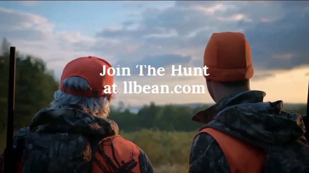 L.L. Bean Ridge Runner Storm Hunting TV Commercial Ad, Where Dry Meets Quiet.mp4