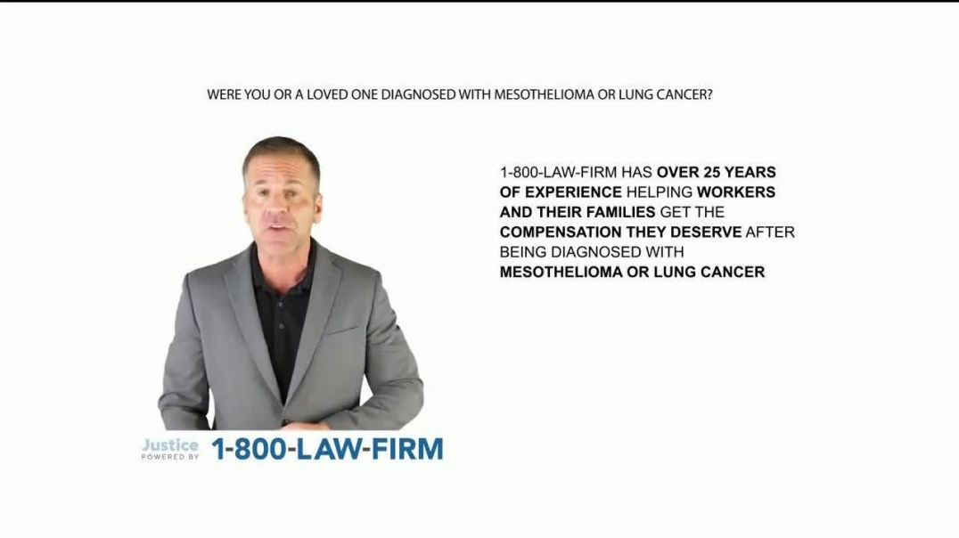 Kresch Legal Services TV Commercial Ad, Mesothelioma and Lung Cancer 25 Years.mp4