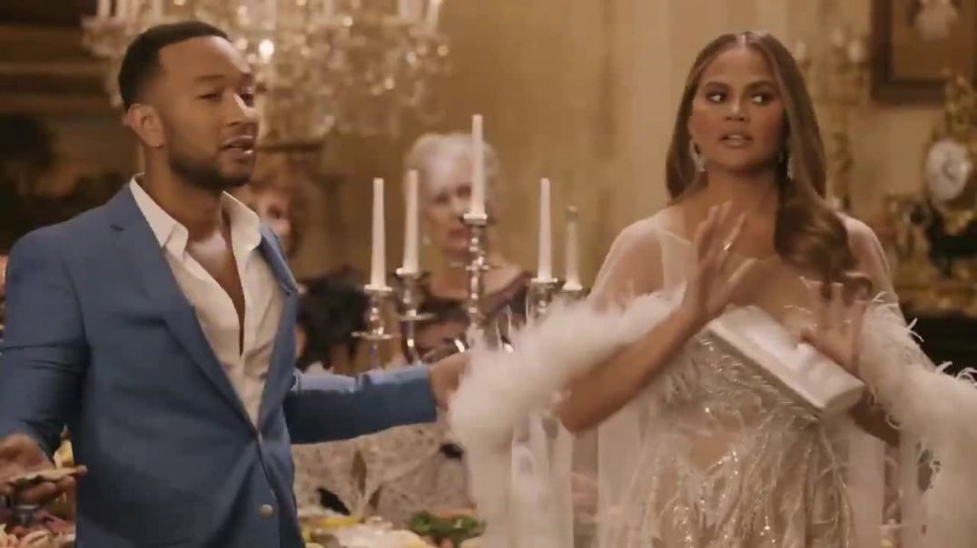 Genesis Super Bowl 2020 Teaser TV Commercial ad, Oysters Featuring Chrissy Teigen, John Legend.mp4