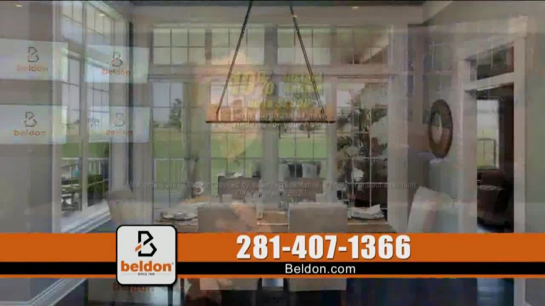 Beldon Windows TV Commercial Ad, Instant Rebate and Gift Card.mp4