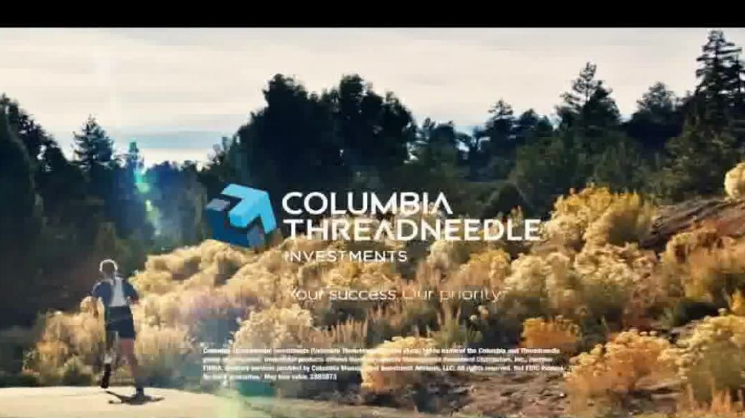 Columbia Threadneedle TV Commercial Ad, Born From Discipline Featuring Hailey Danz.mp4